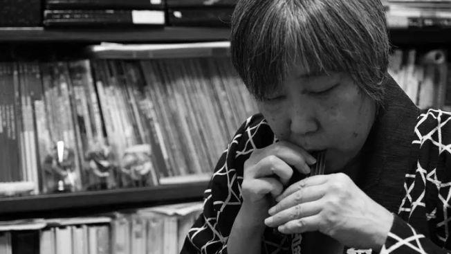 sensu kipas lipat tradisional jepang japanesestation.com