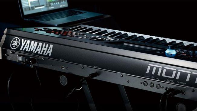 yamaha brand keyboard