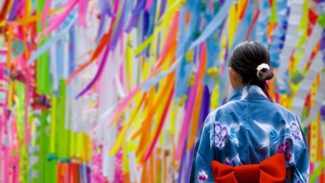 Festival Tanabata di Jepang