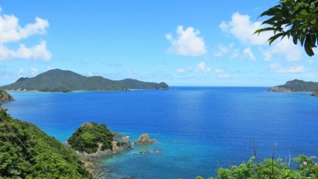 Amami-Oshima island