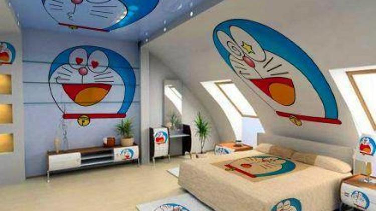 Inilah Desain Kamar Tidur Doraemon Yang Menakjubkan Berita Jepang Japanesestation Com