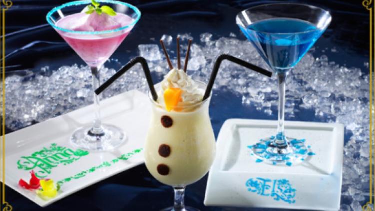 disney jepang luncurkan minuman frozen  berita jepang