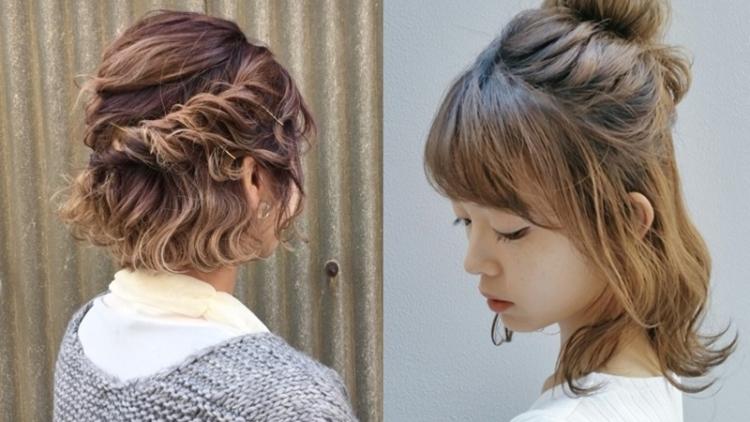 Rekomendasi Tatanan Rambut Untuk Kalian Yang Berambut Pendek Menurut Stylist Jepang Japanesestation Com