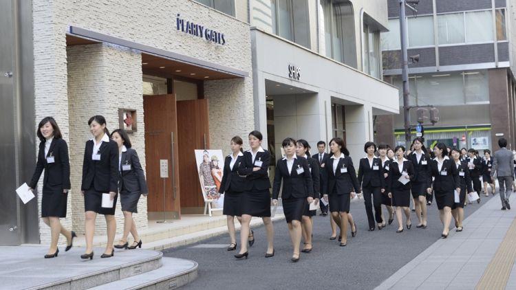 Karyawan Jepang