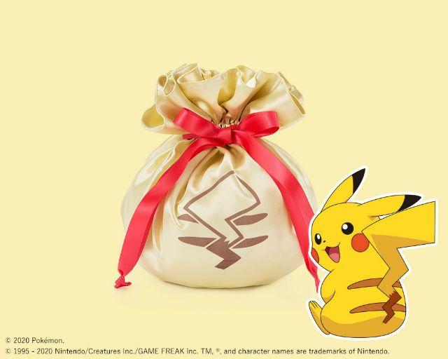 Pikachu purse pouch. (grapee.jp)