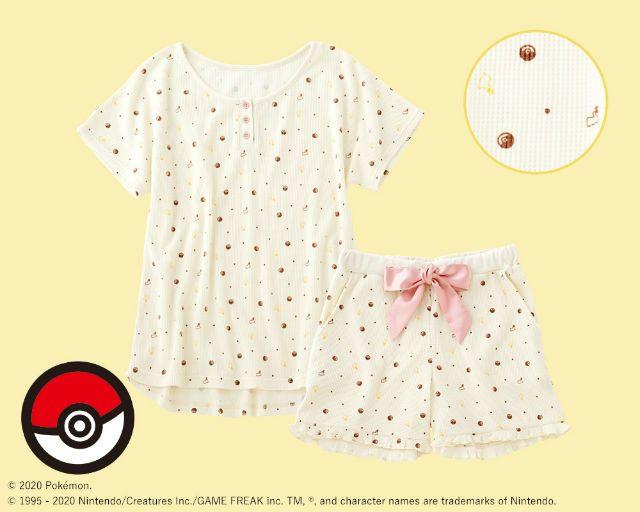 Pokéball pajamas (grapee.jp)