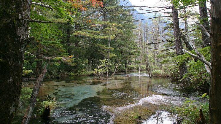 Lembah di Kamikochi (japan-guide.com)