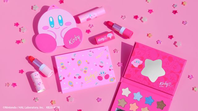 Kirby Cosmetics (soranews24.com)