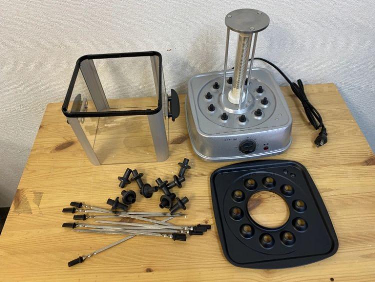 Box Homamade Yakitori Maker 2 (soranews24.com)