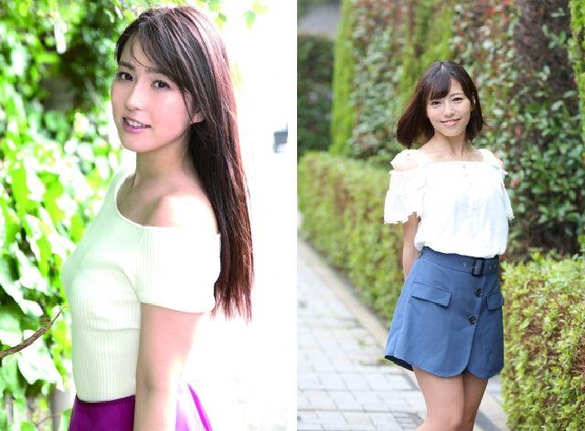 Shiori Usui dan Yukiko Kawaji (soranews24.com)