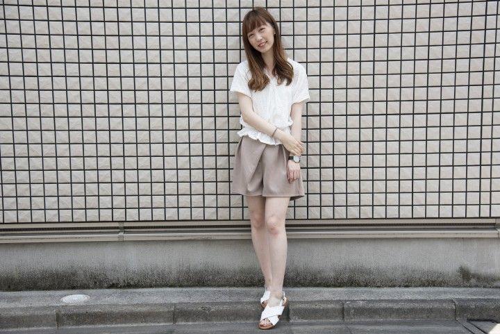 Outfit bulan Agustus. (matcha-jp.com)