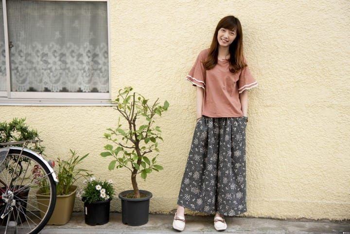 Outfit bulan Juni. (matcha-jp.com)