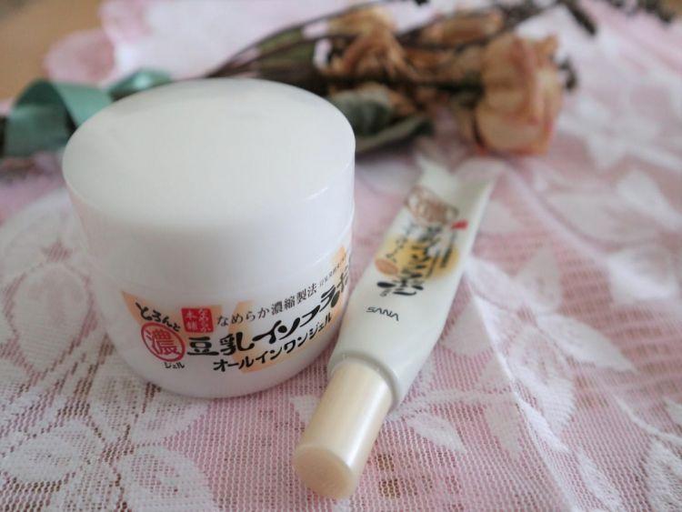 Eye Cream dan Moisturizer Namerakahonpo (grapee.jp)