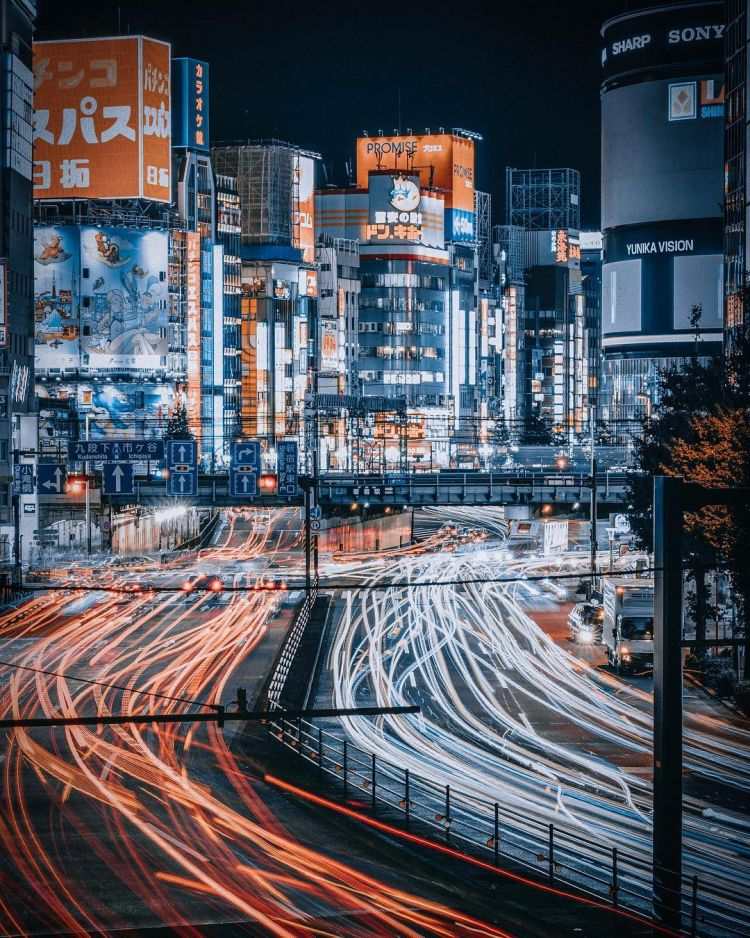 Photographer Jun Yamamoto a.k.a. jungraphy