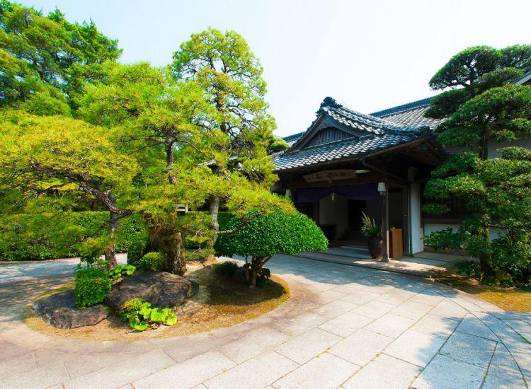Tekizanso villa (discover-oita.com)