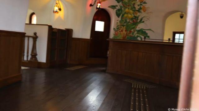 Bagian dalam museum Ghibli (soranews24.com)