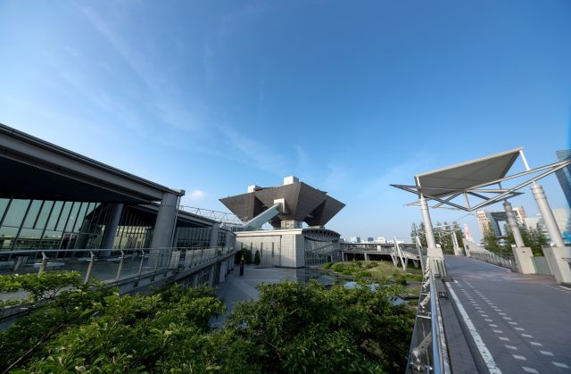 Comiket Venue - Tokyo Big Site (soranews24.com)
