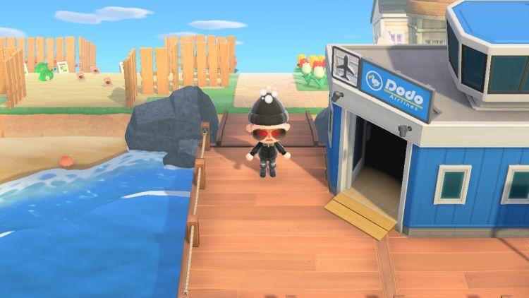 Bouncer di Animal Crossing (digitaltrends,com)