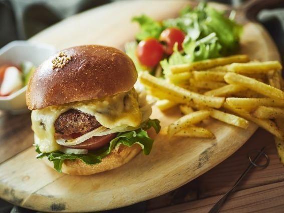 NOYMOND Original Burger (noymond.owst.jp)