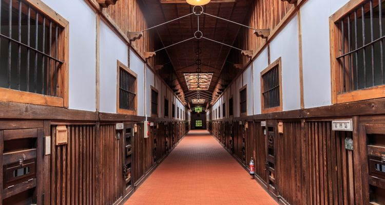 Sel penjara dalam museum (tsunagujapan.com)