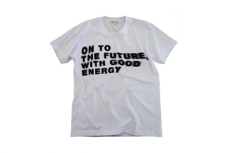 T-shirts COMME des GARÇONS