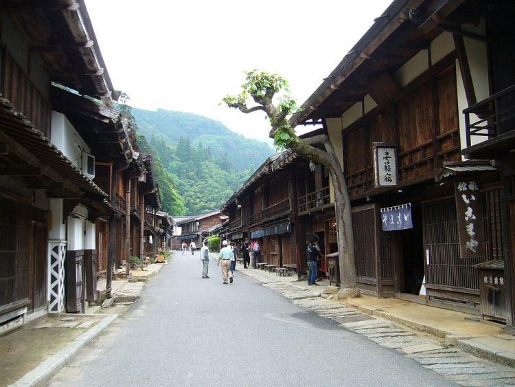 Nagiso, Nagano (tsunagujapan.com)