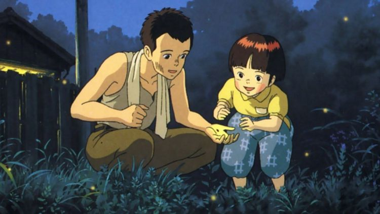 Grave of the Fireflies (thecinemaholic.com)