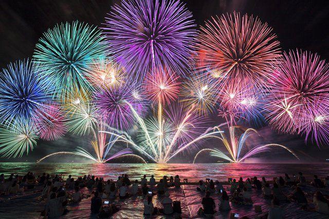 Festival kembang api (matcha-jp.com)
