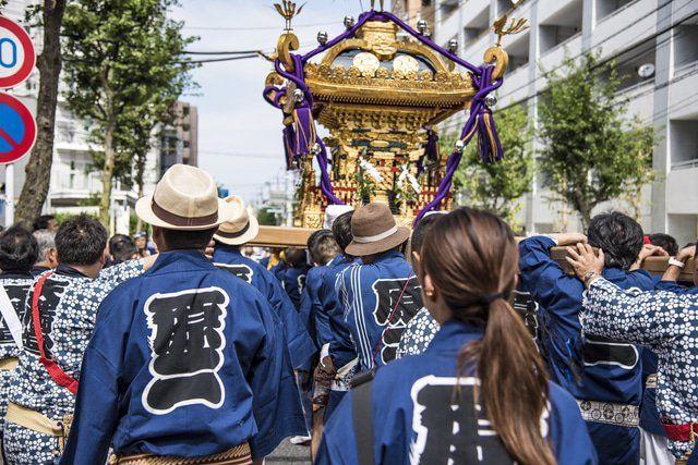 Festival Tradisional Jepang (matcha-jp.com)