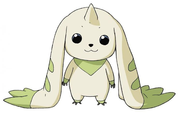 Terriermon (pinterest)