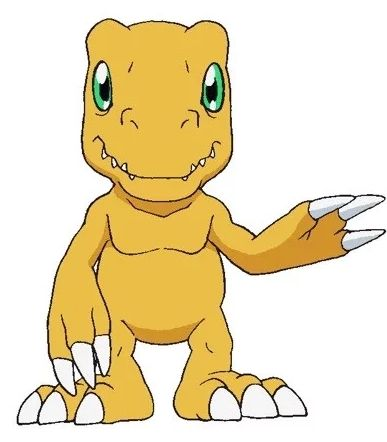 Agumon (animenewsnetwork.com)