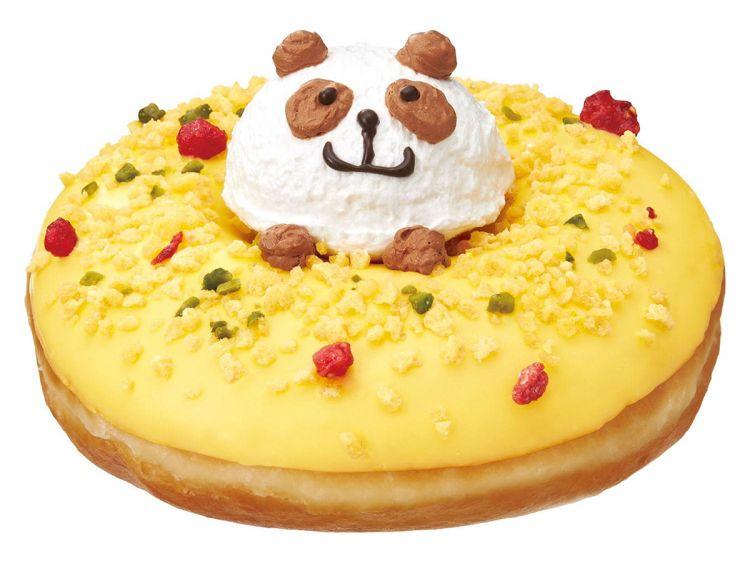 Krispy Kreme Premium Panda (grapee.jp)