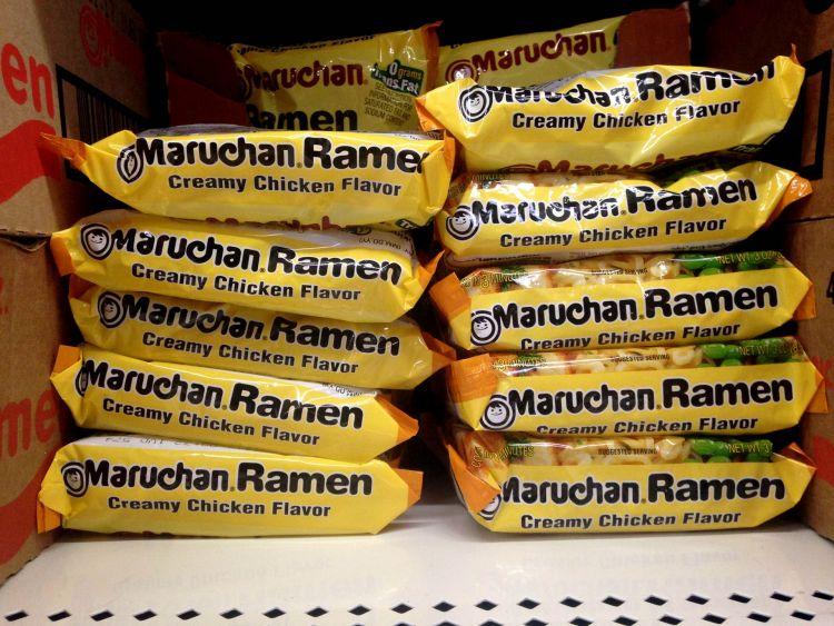 Mie Ramen Maruchan (insider.com)