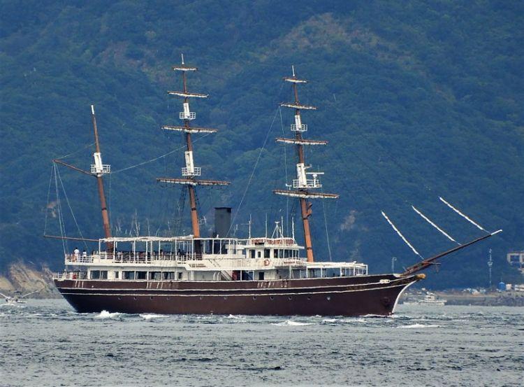 Replika Kanrin Maru (shipspotting.com)