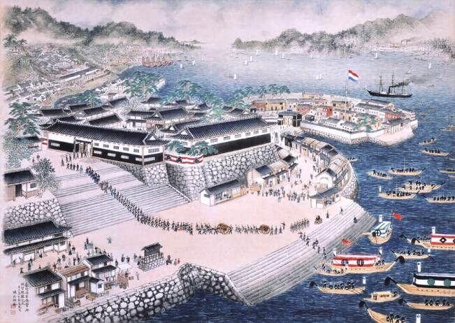 Nagasaki Naval School (english.cultureelerfgoed.nl)