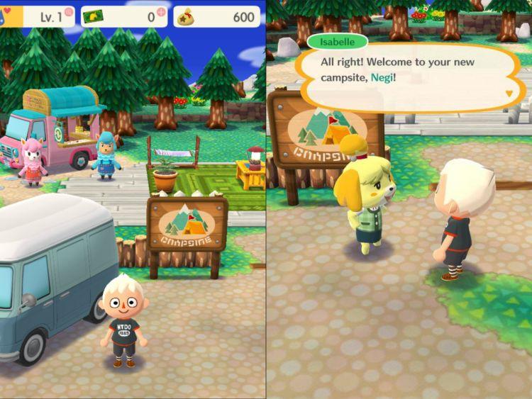 Animal Crossing: Pocket Camp (grapee.jp)