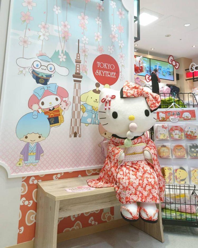 Sanrio Hello Kitty Japan (tsunagujapan.com)