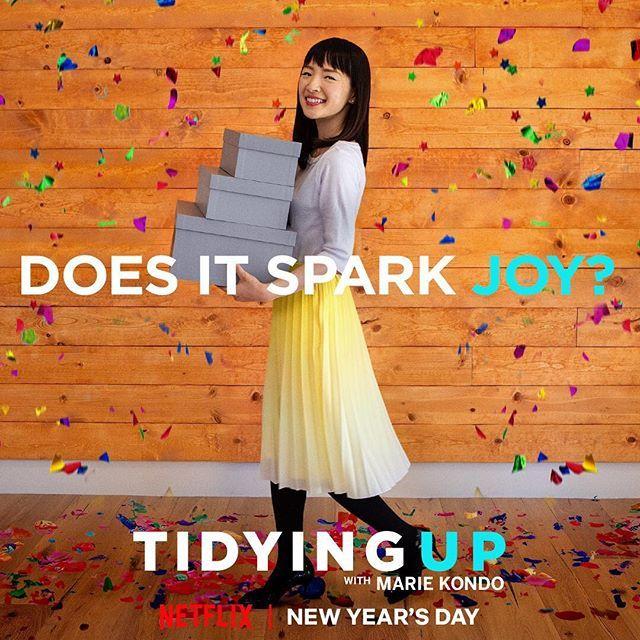 Tidying Up with Marie Kondo (tsunagujapan.com)