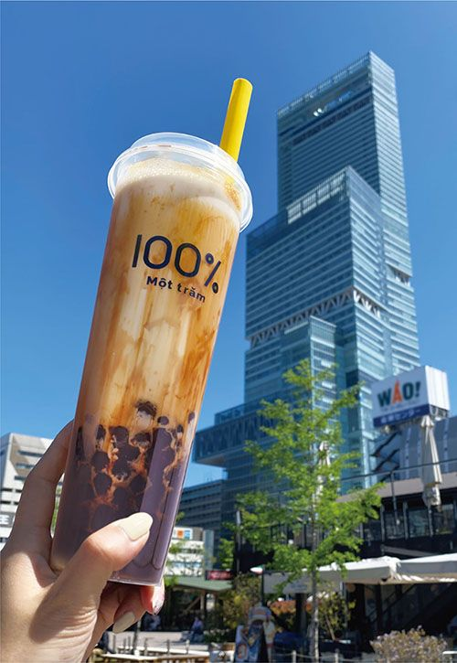 Boba Titan 1 Liter Bubble Tea (grapee.jp)