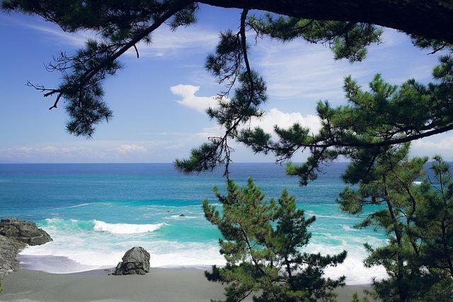 Pantai Katsurahama (tsunagujapan.com)