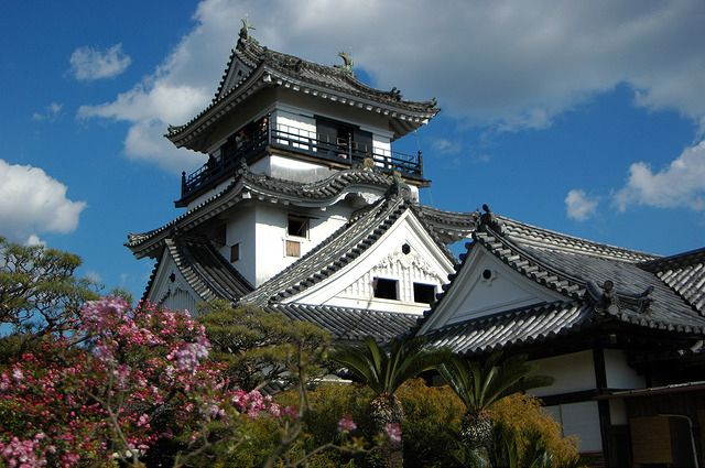 Kastil Kochi (tsunagujapan.com)