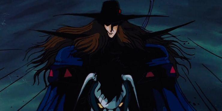 Vampire Hunter D (cbr.com)