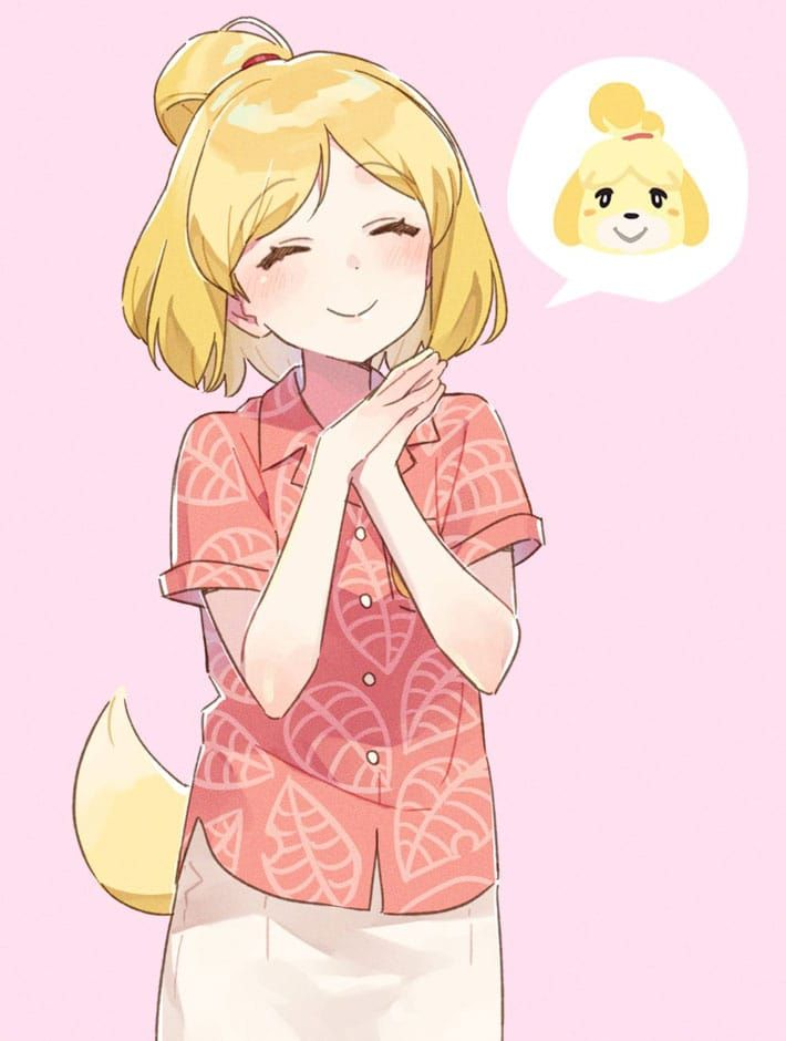 Isabelle (Twitter: @hechima10040)