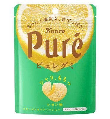 Kanro's Puré (soranews24.com)