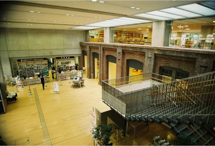 Kita Central Library (matcha-jp.com)
