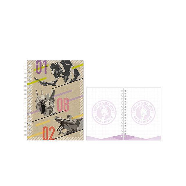 Kafe Evangelion Notebook (jw-webmagazine.com)