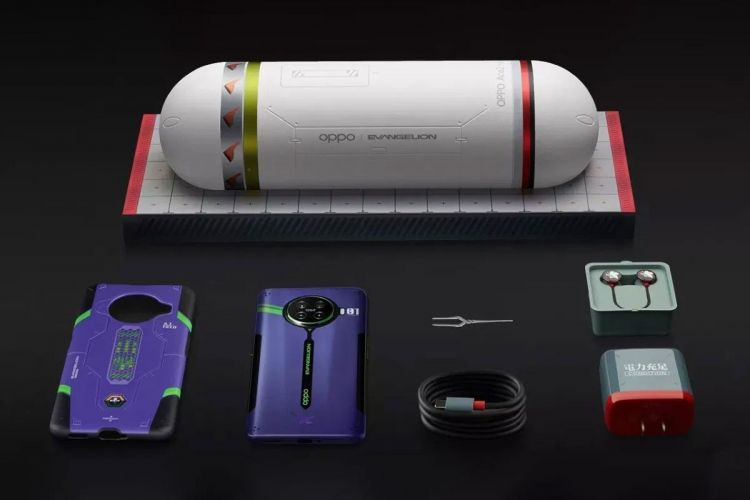 OPPO Reno Ace 2 Phone x Evangelion ( Source: OPPO )