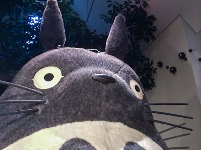 Totoro (soranews24.com)