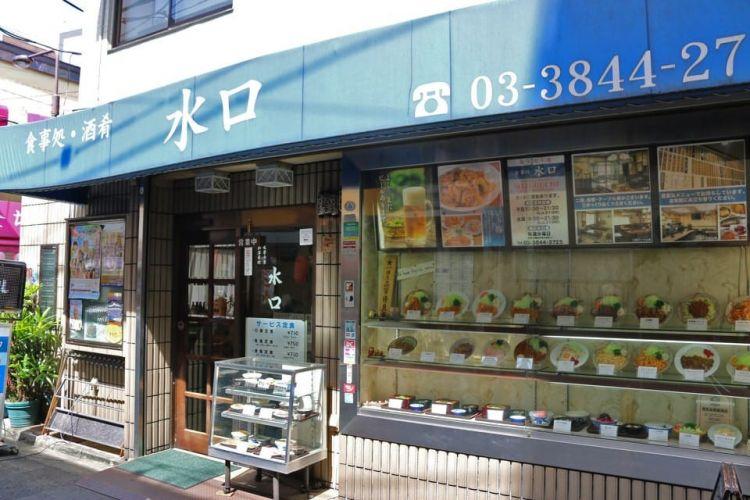 Restoran Asakusa Bistro Mizuguchi (matcha-jp.com)