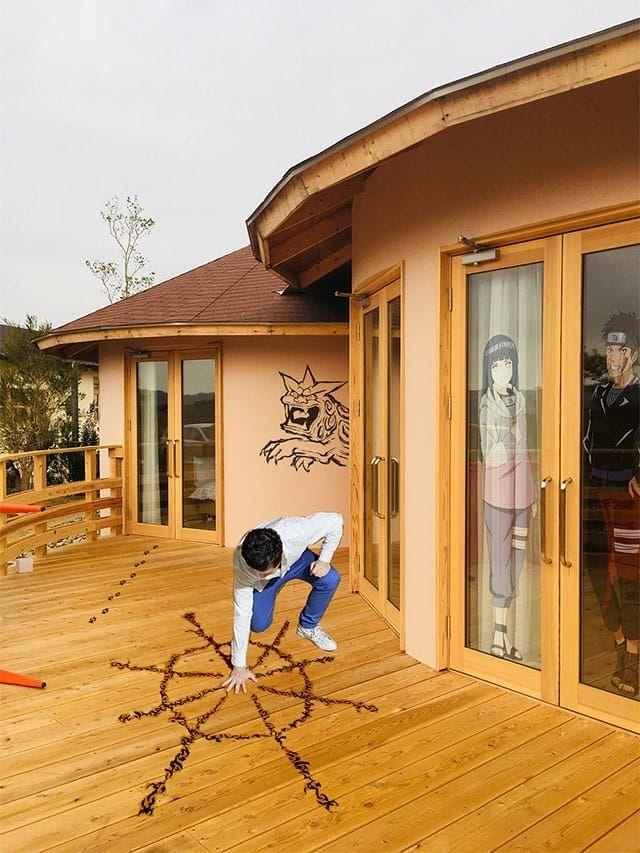 Hokage's Villa (grapee.jp)